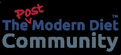 Post-Modern Diet Coummunity Banner